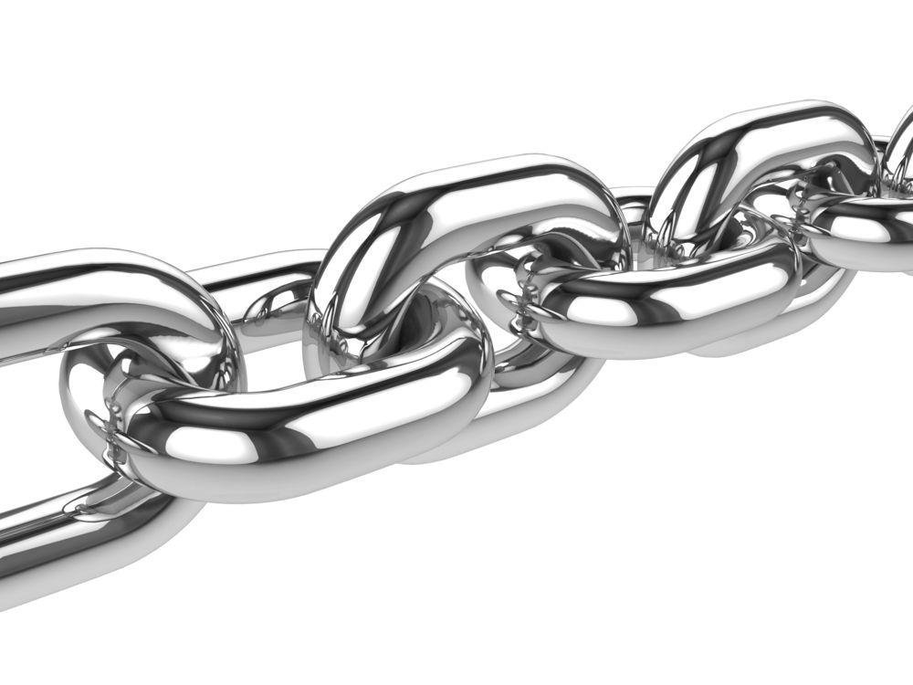 Stainless Chain (AISI304-Short Link)
